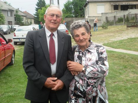 +Bertalan Péter feleségével