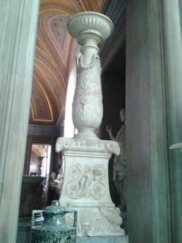 Galleria dei Candelabri Vatikáni múzeumok3
