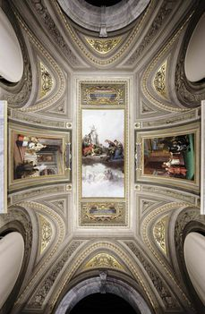 Galleria dei Candelabri Vatikáni múzeumok4