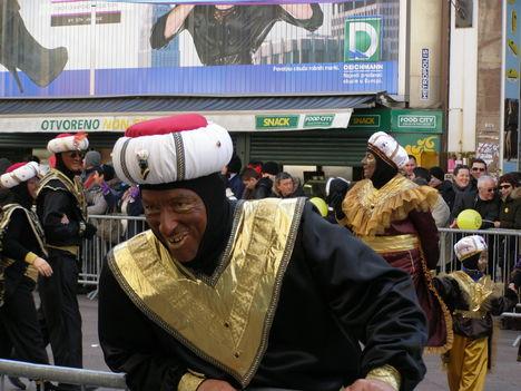 Rijeka karnevál 2011