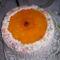 tejszines barack  torta