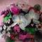 Harisnyvirág  asztaldisz
