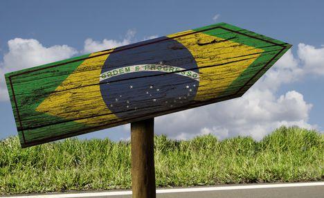 Irány, Brazília !!!