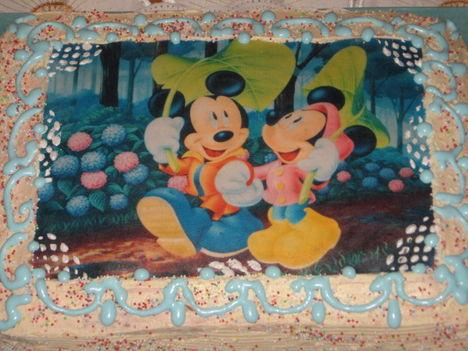 Mikiegeres torta