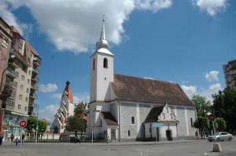 Szentkereszt templom
