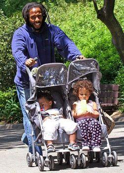 Ziggy Marley és gyerekei