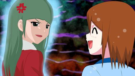 Collab with Asako-senpai:D