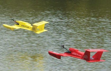 Graupner Hydro Plane 3D