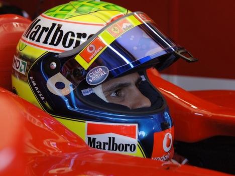 Massa MonteCarlo 2006