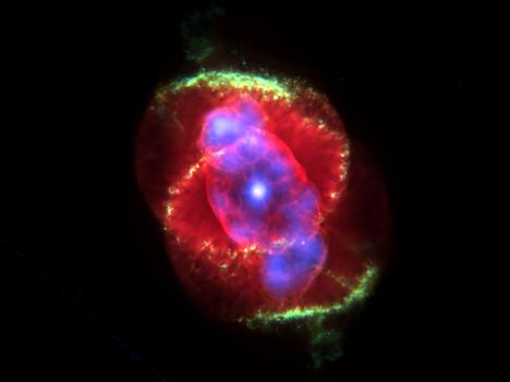NASA The Cat's Eye Nebula