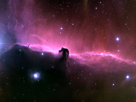 NASA The Horsehead Nebula
