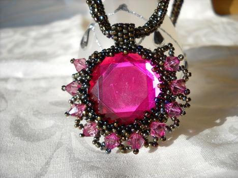 pink medál