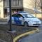 Prius rendőrautó