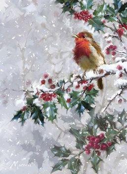 Nemes Nagy Ágnes :Hóesésben