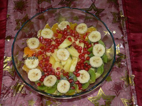 Gyümölcssaláta 1