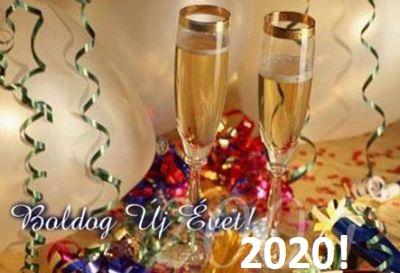 Újévi jókívánság...