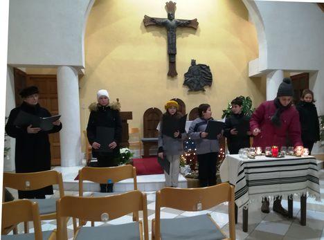 A doni áttörés 77. ünnepi megemlékezést tartottunk a Don-kanyarban elesett kisbodaki hősök emlékére, 2020.01.12.-én