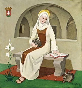 Ady Endre: Szent Margit legendája