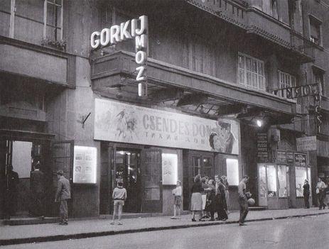 Gorkij mozi