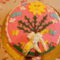 Az unokánk Névnapi tortája. {a Mama készítette}
