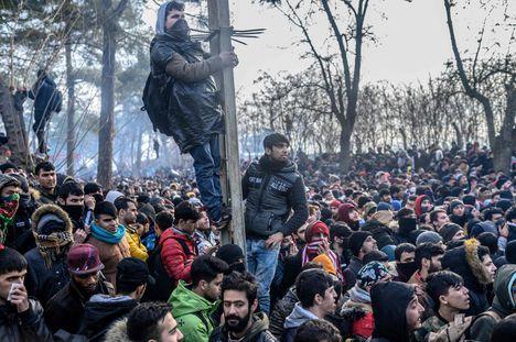 Veszélyben Európa! Dáma Lovag Erdős Anna verse