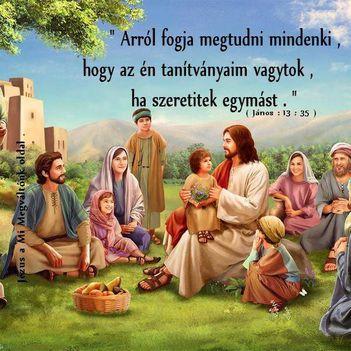 jézusról.