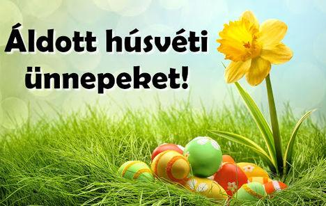 Áldott Húsvétot