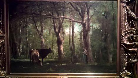 Munkácsy festmény
