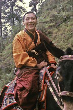 Chögyam Trungpa - Bhutan, 1968 (Dan Russell)