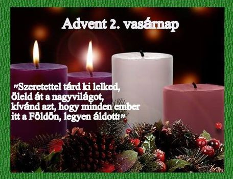 Advent 2 dik