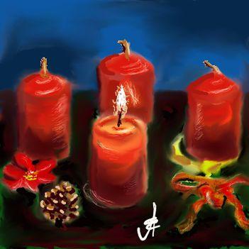 Aranyosi Ervin: Advent – első gyertya