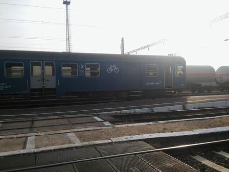 BDT 300-as vezérlőkocsi MÁV