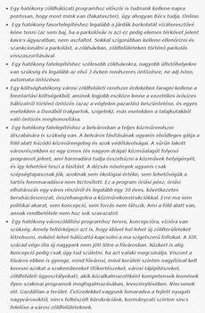 Budapest - Hatékony zöldhálózati program (fásítás, fatelepítés, faültetés ... fakataszter)