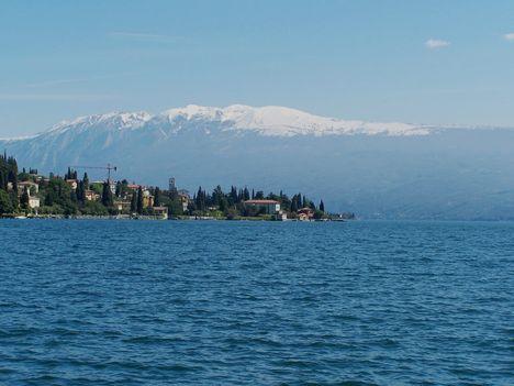 Garda-tó  293   Egy kis húsvéti hangulat