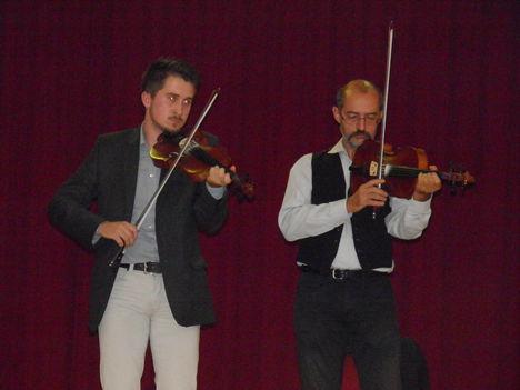 Kislaptáros Zenekar Koncertje, Völcsej, 2016.10.08. 3