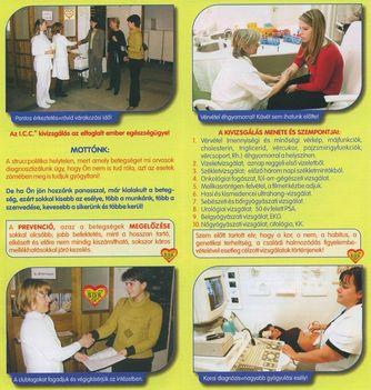 Komplex szakorvosi szűrővizsgálat 2