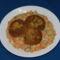 Sárgarépa főzelék tojásfasírttal