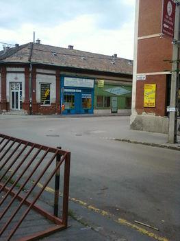 Újpest Városközpontnál
