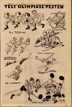 Téli olimpiász Pesten-1936 korabeli művészei sikerei és bukásai