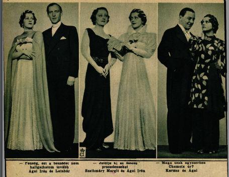 Ábrahám Pál-Heltai Jenő_Mese a Grand Hotelben 1936 Kamara Színház