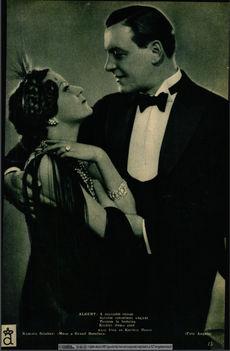 Ábrahám Pál-Heltai Jenő: Mese a Grand Hotelben premier