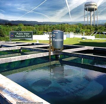 A viz mesterséges mérgezése!