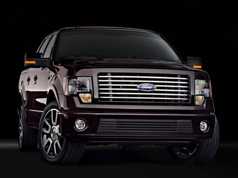 Ford F-150-FX4