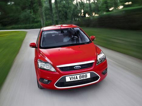 Ford Focus  (3 ajtós)
