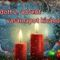 Advent 2 gyertya !