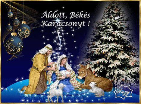 Karácsony áldott