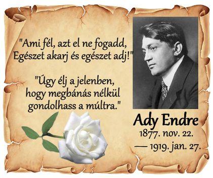 Ady Endre:Az Úr érkezése
