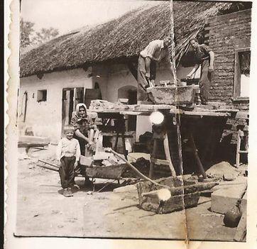Építkezés 1961.