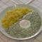 Kapor-cukkini főzelék