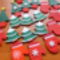 Karácsonyra hűtőmágnesek